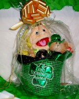 Saint Patrick's Day Irish Fairy Basket!